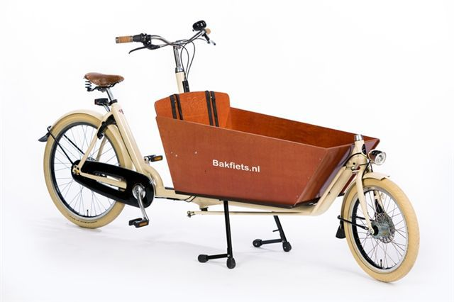 Bakfiets Cruiser from London Green Cycles website