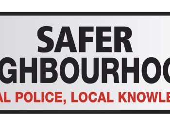 Safer Neighbourhoods header image