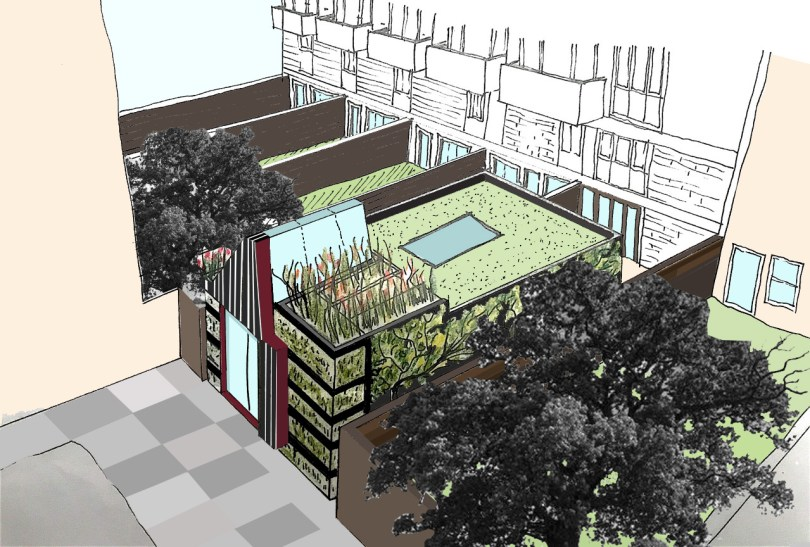 Proposed Bow Common Room