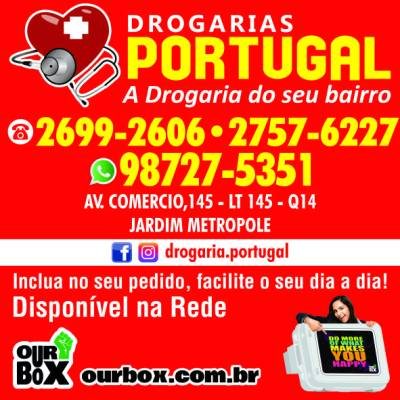 PORTUGAL JD METROPOLE