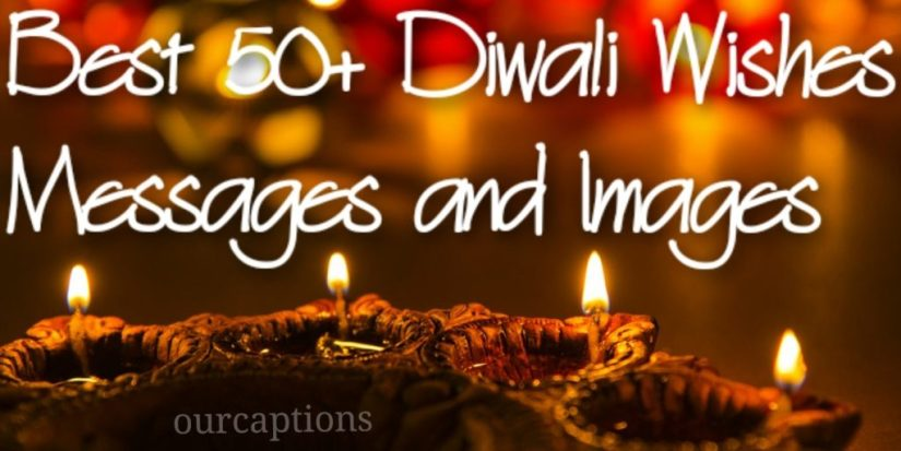 Diwali Captions Wishes messages