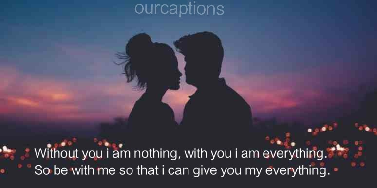 Loving Captions for her & him