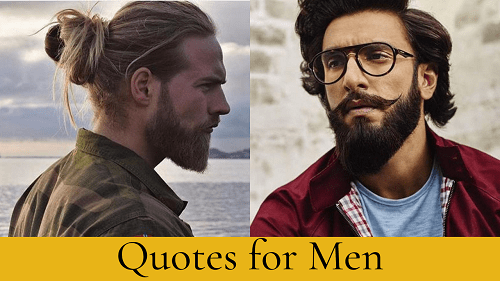 Quotes for men