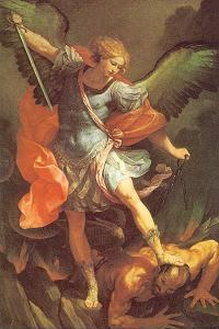Picture of Saint Michael courtesy of Chant Art