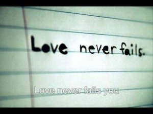 Brandon Heath – Love Never Fails