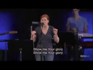 Show me your Glory – Steffany Frizzell – Bethel Church
