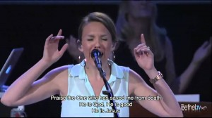 Bethel Church – Yeshua – Friday Night Worship April 12, 2013