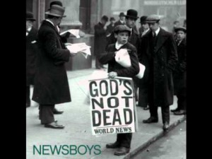 Newsboys – The King Is Coming