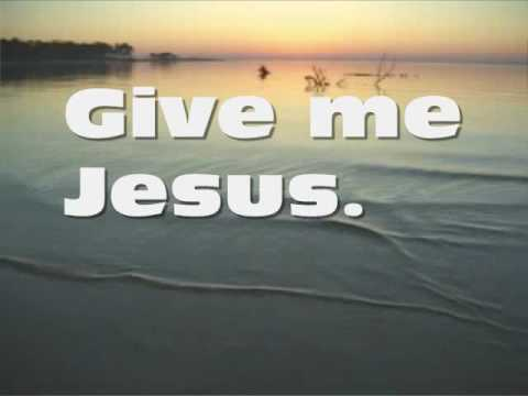 Jeremy Camp – Give Me Jesus