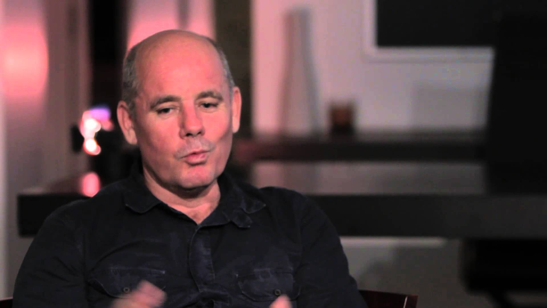 Velocity interview with Gary Clarke on vision