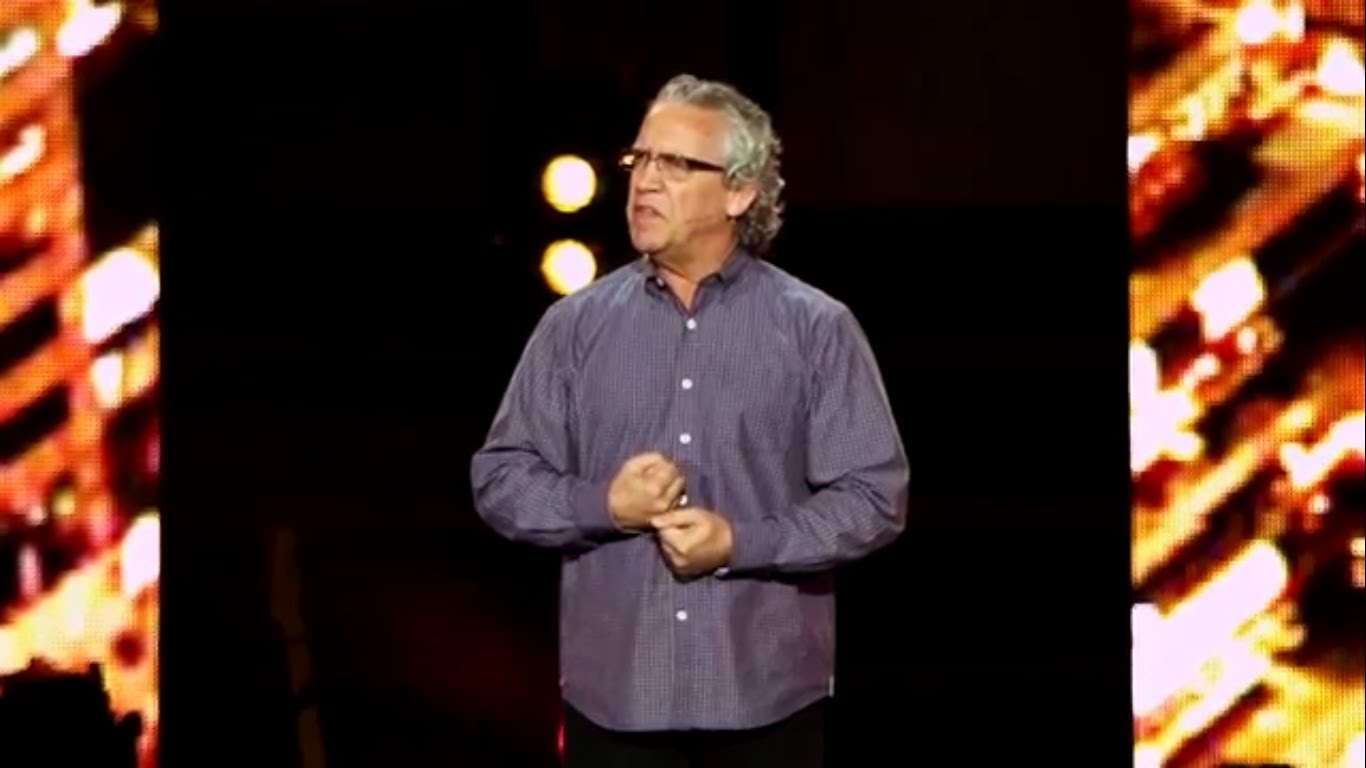 Bill Johnson – The Holy Spirit Is In You