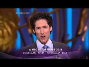 Joel Osteen – God Has Open your Door