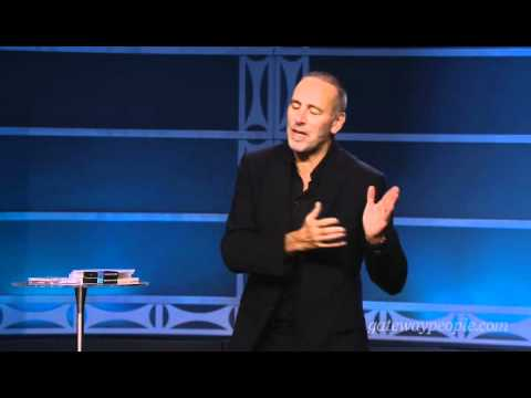 Brian Houston – Serving