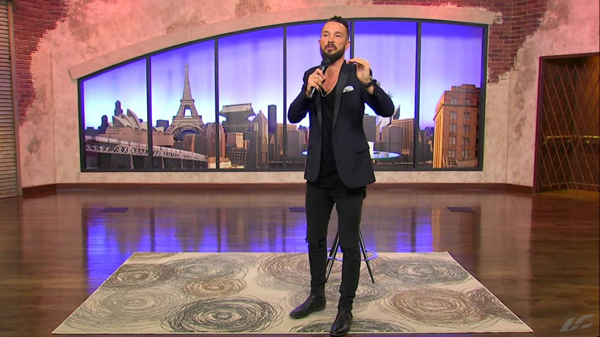 Carl Lentz – I Was Born For This