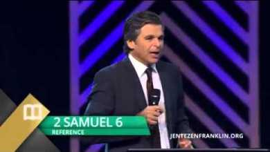 Photo of Jentezen Franklin – The God that Exceeds the Need