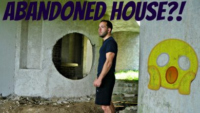 Photo of Loco Workout – Abandoned House – Stuart McCaw