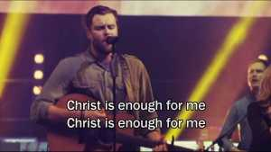 Christ Is Enough – Hillsong
