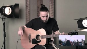 """Ever Be"" Song Tutorial – Acoustic Guitar – Bethel Music"