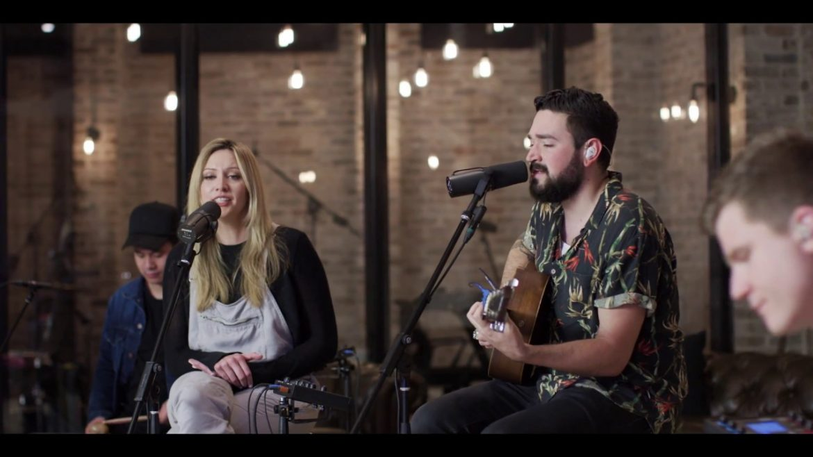 Hillsong Young & Free – Love Won't Let Me Down (Acoustic)