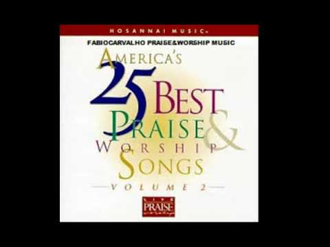 AMERICA'S 25 BEST PRAISE WORSHIP SONGS VOLUME 2 – HOSANNA!MUSIC 1998 (FULL DISC)
