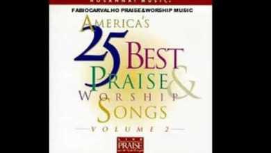 Photo of AMERICA'S 25 BEST PRAISE WORSHIP SONGS VOLUME 2 – HOSANNA!MUSIC 1998 (FULL DISC)