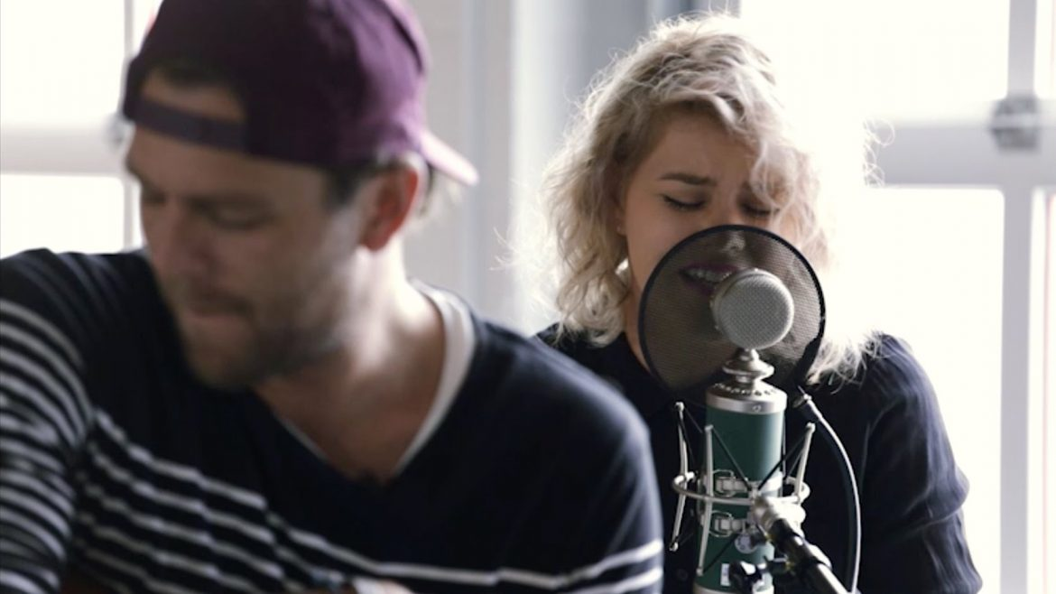 Hillsong UNITED // Touch The Sky // New Song Cafe