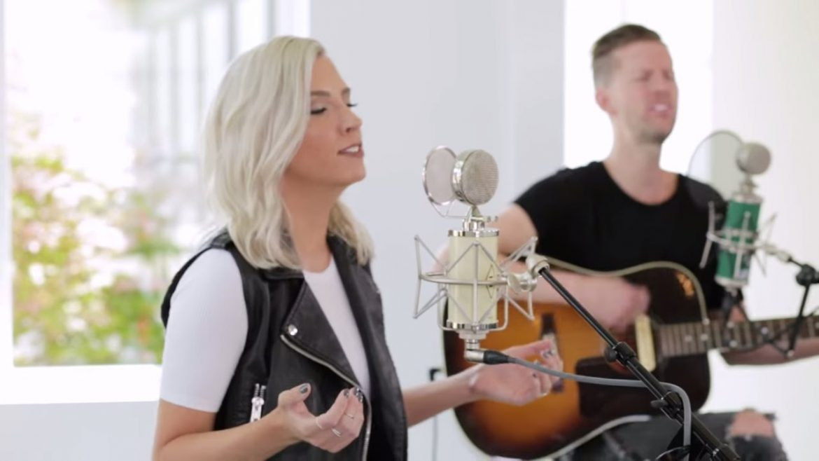 Praise Will Be My Song // Bryan & Katie Torwalt // New Song Cafe