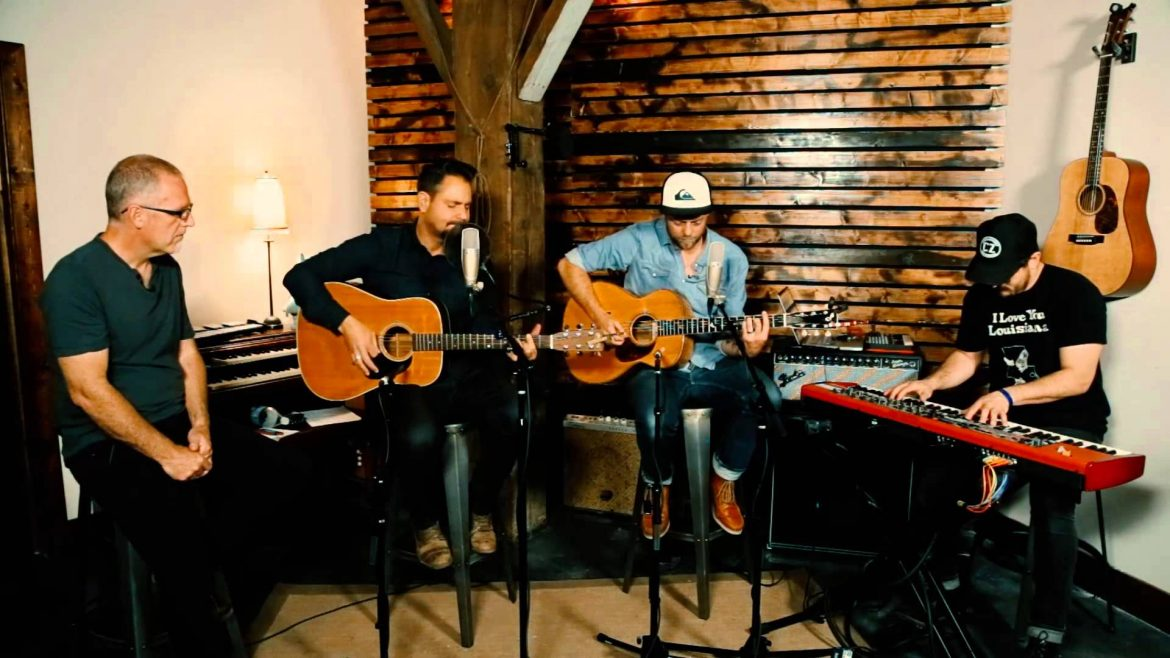 Soul on Fire – Acoustic Performance – Brenton Brown (Third Day Cover)