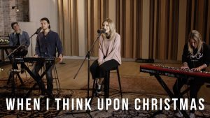 When I Think Upon Christmas // Hillsong Worship // New Song Cafe
