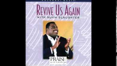 Photo of Alvin Slaughter- Oh The Glory Of Your Presence (Hosanna! Music)