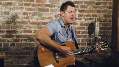 Photo of Jeremy Camp // Same Power // New Song Cafe