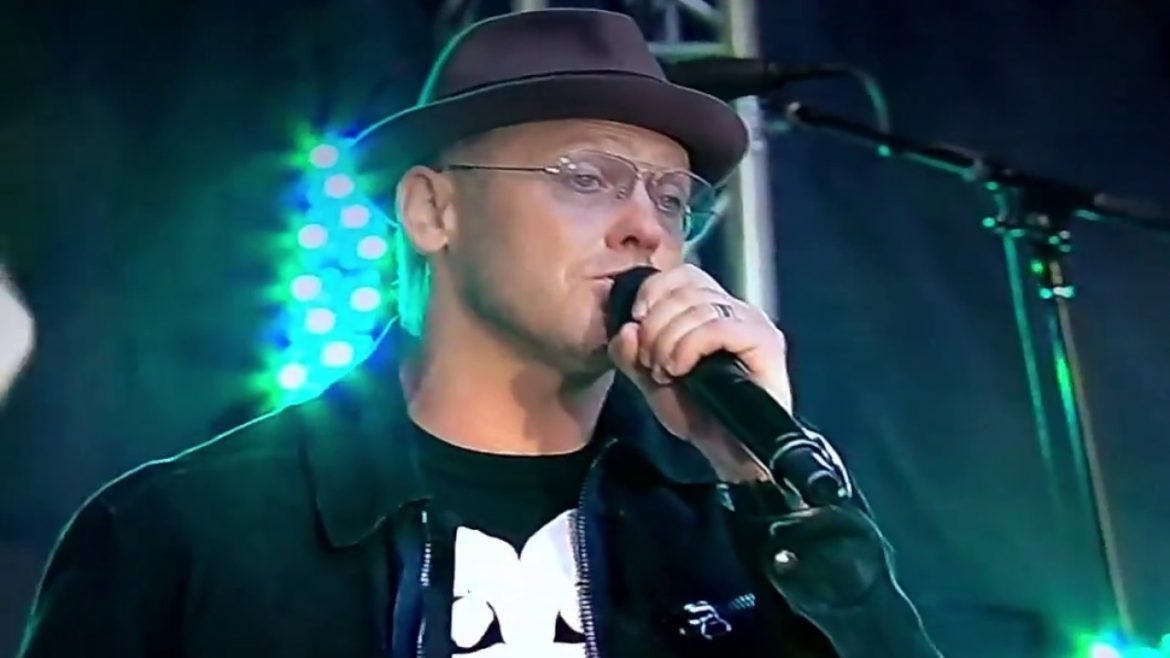 TobyMac Performs I Just Need U Fox And Friends Summer Concert