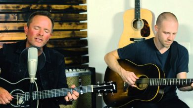 Photo of Chris Tomlin // A King Like This // New Song Cafe