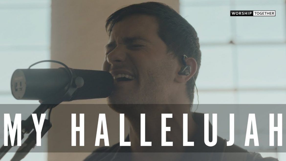 My Hallelujah // Pat Barrett // New Song Café