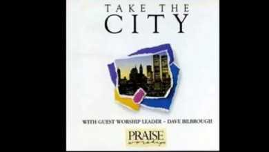 Photo of TAKE THE CITY 1992 WITH DAVE BILBROUGH HOSANNA MUSIC (FULL DISC)