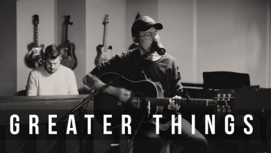 Photo of Greater Things // Mack Brock // New Song Cafe