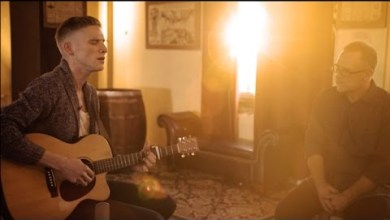 Photo of Derek Johnson // Power In The Cross // New Song Cafe