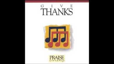 Photo of Don Moen- Give Thanks (First Version) (Hosanna! Music)