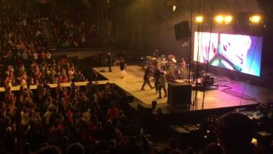 "Photo of TobyMac ""Feel It"" Live at The Hits Deep Tour in Portland, Oregon"