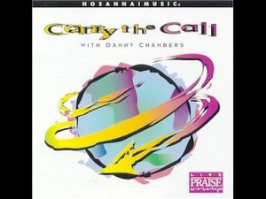 Danny Chambers- Let The Rain Of Your Presence (Hosanna! Music)