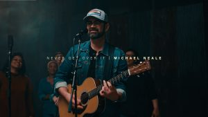 Never get over it // Michael Neale // Live
