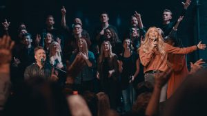 King Of Kings // Travis Cottrell feat. Lily Cottrell // Live