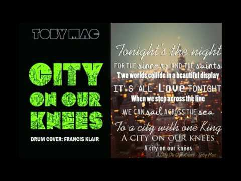 CITY ON OUR KNEES [TOBYMAC] COVER – ALESIS NITRO MESH KIT
