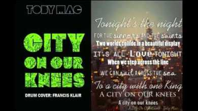 Photo of CITY ON OUR KNEES [TOBYMAC] COVER – ALESIS NITRO MESH KIT