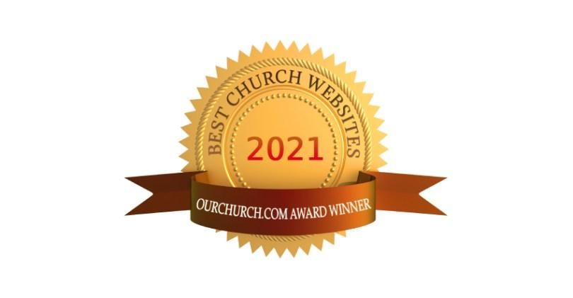 Best Church Websites of 2021