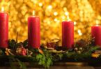 Church Christmas website, communications plans