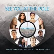 Prayers for Education: See You at the Pole