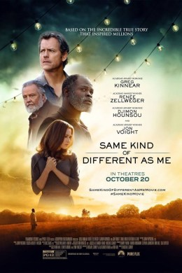 """Same Kind of Different As Me: Movie Review"" by April Boddie"