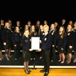 FFA Charter at Otto-Eldred is the first in McKean County