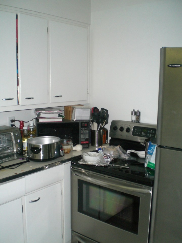Ourcorneroftheworldblog.com : Kitchen renovation